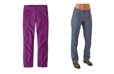 First Look: Patagonia RPS Rock Pants