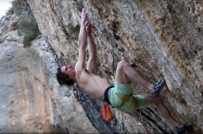 Adam Ondra - First Ascent of Eagle 4 (9b/5.15b)