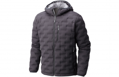 First Look: Mountain Hardwear StretchDown DS Hooded Jacket