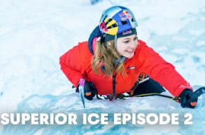 The Sound of Ice Axe | Superior Ice: Episode 2