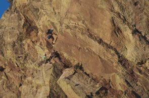 Rescue in Eldorado Canyon, Colorado