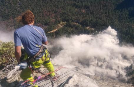 Yosemite Rockfall 2017: Year in Review