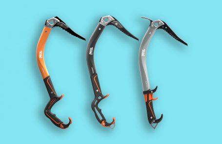 First Look: Petzl's New Ergonomic, Nomic and Quark Ice Tools