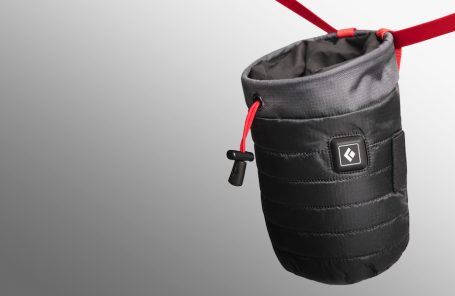First Look: Black Diamond Hot Forge Heated Chalk Bag