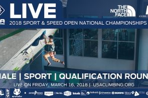 Qualification Round - 2018 Sport Climbing Open National Championship