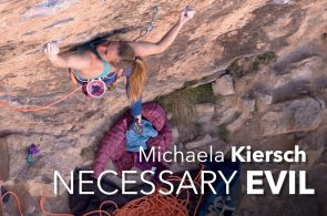 Michaela Kiersch - First Female Ascent of Necessary Evil (5.14c)