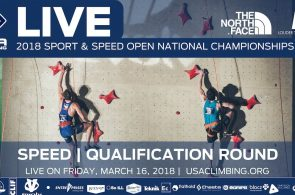 Qualification Round - 2018 Speed Climbing Open National Championship