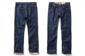 First Look: Meridian Line Denim Jeans