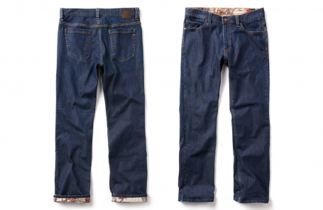 First Look: Meridian Line Denim Jeans
