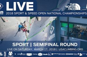 Semi-Final Round - 2018 Sport Climbing Open National Championship