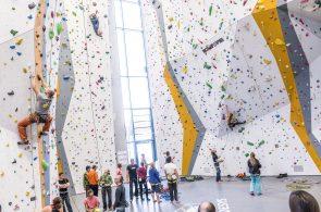 World Indoor Climbing Summit to Debut