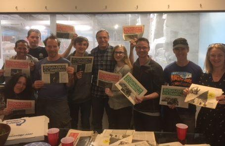 Irreverent Climbing Newspaper Celebrates 20th Anniversary