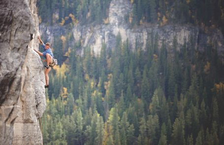 Cliff Notes: Spearfish Canyon, A Sport Climber's Bliss