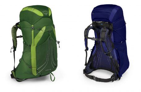 First Look: Osprey Exos and Eja Packs