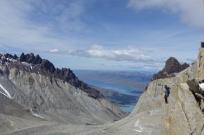 New Route in Patagonia by Vanhee and Villanueva O'Driscoll