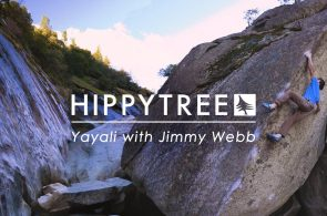 Jimmy Webb Makes First Ascent of Yayali (V14)