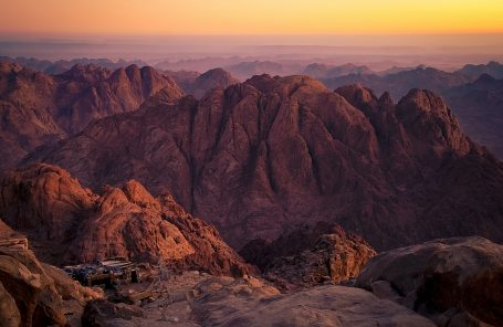 Trash and Tourists on Mt. Sinai - Editor's Note from Ascent