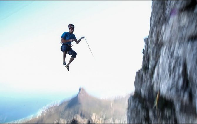 Weekend Whipper: Springmielies! Leaping into the Unknown Above Cape Town