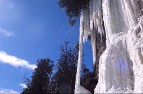 Stas Beskin Explains New Technique for Delicate, Dangerous Ice