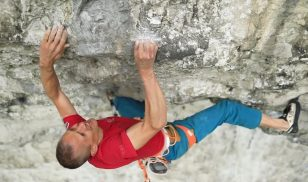 Steve McClure Climbs Britain's Hardest, Rainman (9b/5.15b)
