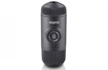 First Look: Wacaco Nanopresso (Portable Espresso Machine)