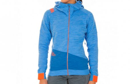 First Look: La Sportiva Women's Aim Hoody