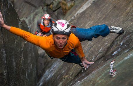 QuarryWoman - Caroline Ciavaldini and the First Female Ascent of the Quarryman
