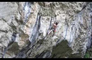 Adam Ondra - First Ascent of Stone Butterfly, Romania's First 5.15