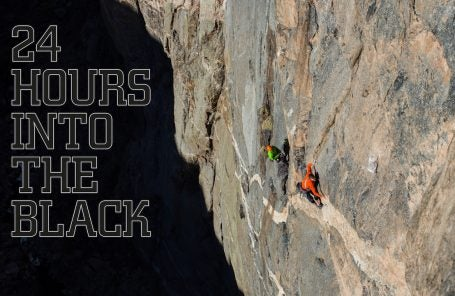 Climbing Grief Fund Launches With 24 Hours Into The Black Fundraiser