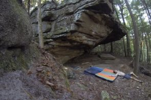 Weekend Whipper: Sometimes Two Pads Aren't Enough...