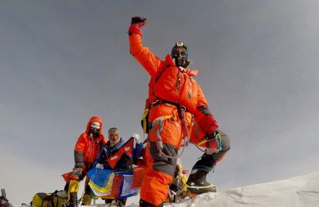 Australian Sets Seven Summits Speed Record