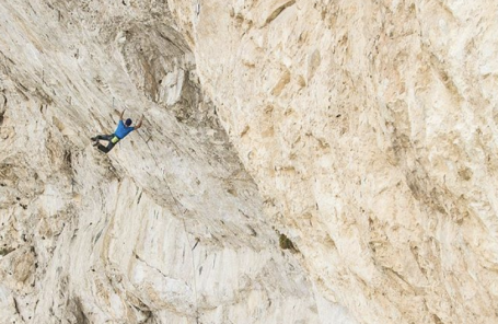 INTERVIEW: Jonathan Siegrist Goes Big with Third Ascent of Jumbo Love (5.15b)