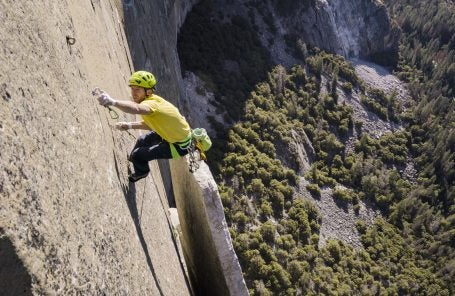 Third-Classing the Nose with Tommy Caldwell and Alex Honnold