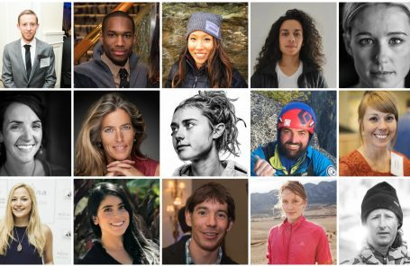 Honnold, Hill, Caldwell, Hayes and More Descend on Capitol Hill