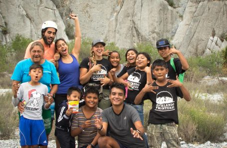 Escalando Fronteras: Making a Difference for Good through Climbing
