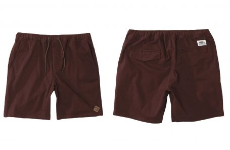 First Look: Hippy Tree Crag Shorts