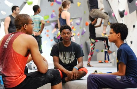 Memphis Rox Charts New Territory as a Non-Profit, Pay-What-You-Can Climbing Gym