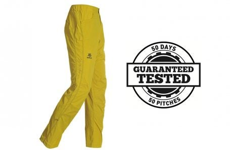 Field Tested: Kailas 9A Pants