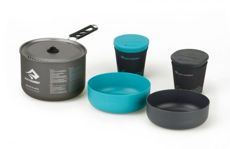 First Look: Sea to Summit Alpha 2.1 Cookset