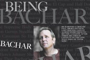 Being Bachar