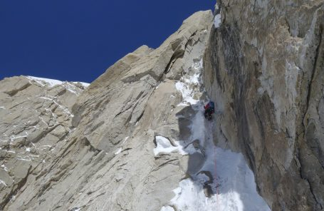 Chase and Astorga Climb Denali via Slovak Direct in First Female Ascent