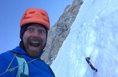 Colin Haley Sets New Speed Record on Denali's Cassin Ridge