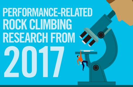 Performance-Related Rock Climbing Research from 2017: The Beta Angel Research Project