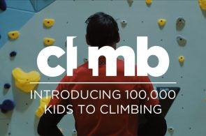 1Climb Introducing 100,000 kids to climbing