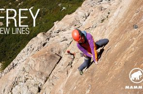 Caro North - First Ascents Around Frey