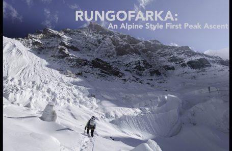 VIDEO: First Ascent of Rungofarka