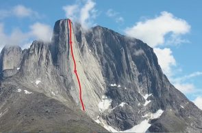 War and Poetry - Big Wall Climbing in Greenland