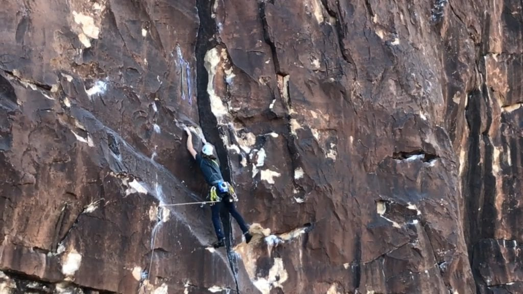 Weekend Whipper: Don't Step Behind the Rope! | Rock and Ice Magazine