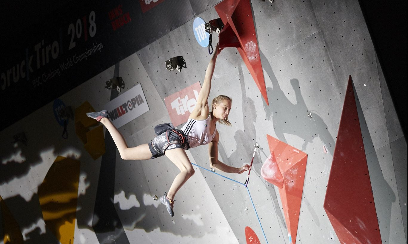 New Format Proposed For Climbing in 20 Olympics No More ...